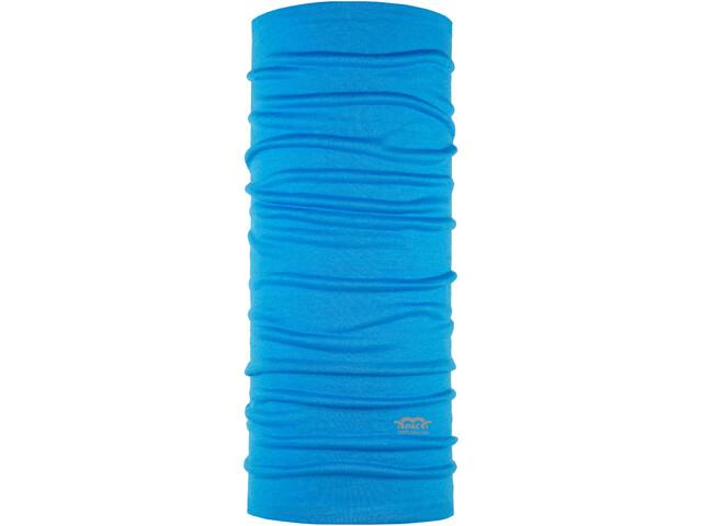 P.A.C. Tour de cou en laine mérinos, brilliant blue